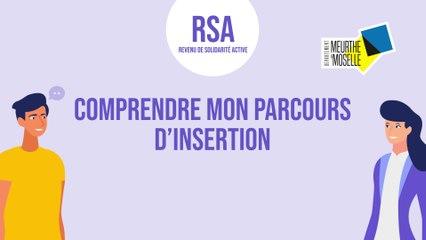 RSA : Comprendre mon parcours d'insertion