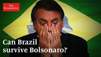Can Brazil Survive Bolsonaro