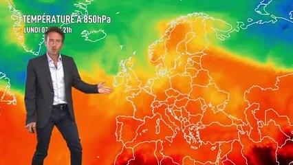 Illustration de l'actualité Bulletin météo pour le dimanche 6 juin 2021