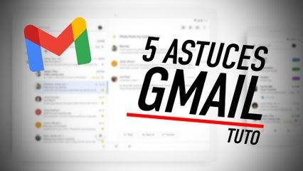 5 astuces pour maîtriser l'application mobile de Gmail