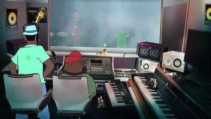 Au Studio Chez Max Épisode 5 - Descente Musclée !