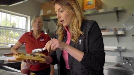 The Olympic Club's Legendary Burger Dog