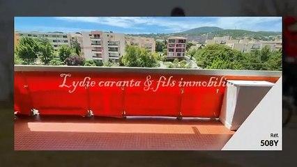 Vente appartement 4 pièces Ste Maxime proche centre avec par