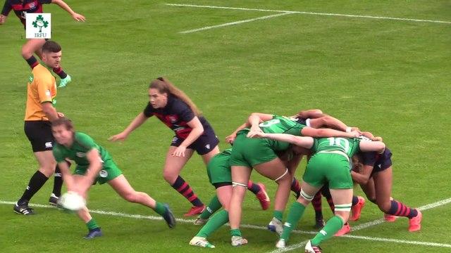 Ireland 7s Try Highlights