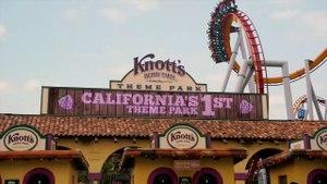 Knott's Berry Farm Theme Park (Buena Park, CA) - Travel Video VLOG Tour & Review
