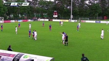 RELIVE: U21 Liechtenstein v U21 Greece 05.06.2021