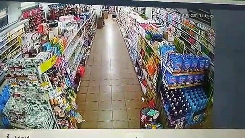 Sargento assedia adolescente em supermercado do DF