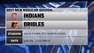Indians @ Orioles Game Preview for JUN 06 -  1:05 PM ET