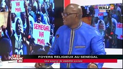 LES FOYERS RELIGIEUX SOURCE DE STABILITE SOCIAL - LI CI DEUK BI 04-06-2021