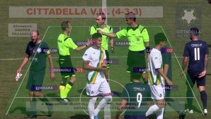 Colorno - Cittadella Vis Modena 2-0, gli highlights