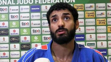 Championnats du monde seniors 2021 – Walide Khyar : « Il va falloir encaisser »