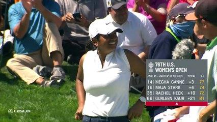 U.S. Women's Open Final Round: Highlights