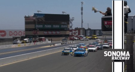 Green flag at Sonoma: NASCAR is back in Wine Country