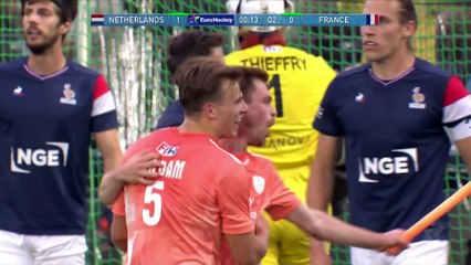 Pays-Bas - France - Highlights (c) LEquipe