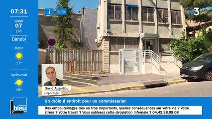 07/06/2021 - La matinale de France Bleu Provence