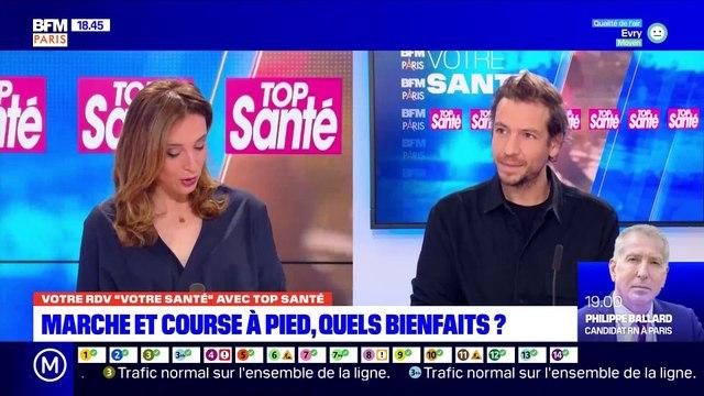 Votre Santé Paris : Marche et course à pied, quels bienfaits ? - 03/06