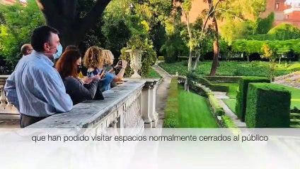 Visita exclusiva al Palacio de Liria