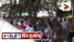 Swabbing area sa Magsaysay Park sa Davao City, dinagsa sa unang araw ng operasyon