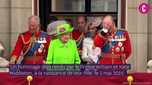 Kate et William avaient déjà honoré la Reine et Diana en prénommant Charlotte