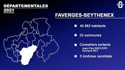 Canton de Faverges