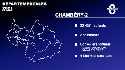 Canton de Chambéry  2