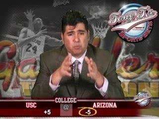 USC Trojans @ Arizona Wildcats College Basketball Preview