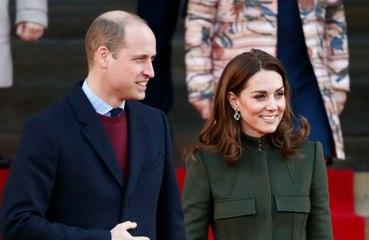 William et Kate : leur beau cadeau à la fille de Meghan et Harry