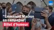 Emmanuel Macron en campagne - Le billet de Willy Rovelli