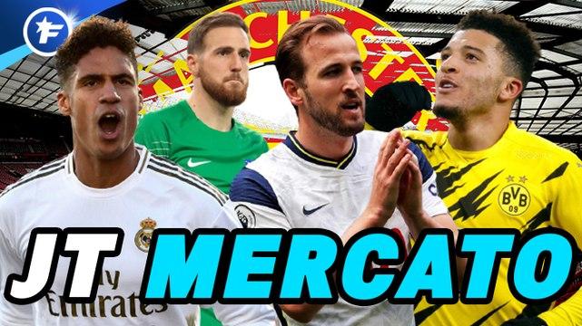 Journal du Mercato : Manchester United veut du très lourd cet été