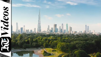 The Dubai 2040 Urban Master Plan. Here's all you need to know.