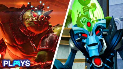 10 Insane Ratchet and Clank Boss Fights