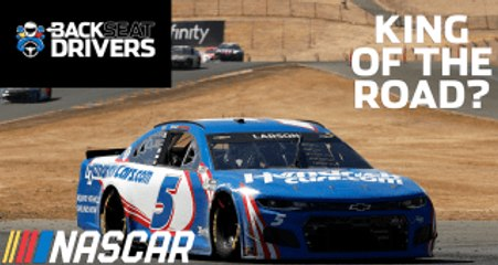 Backseat Drivers: New king of the road course?