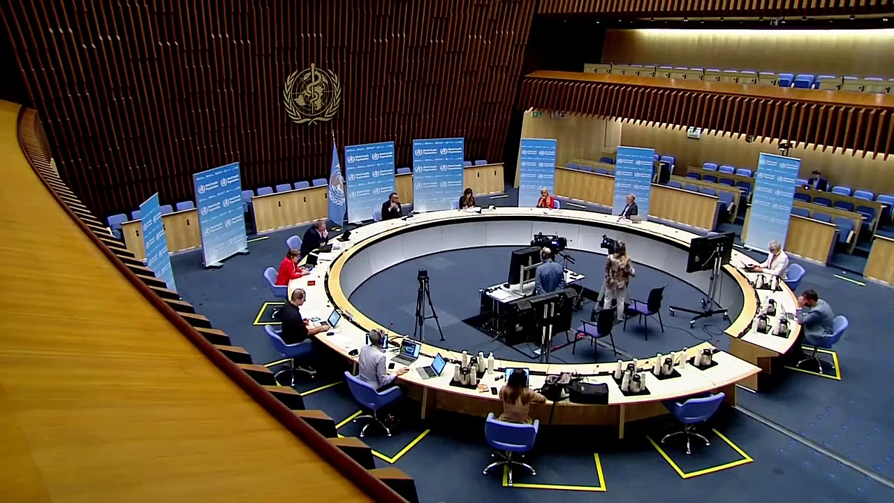 World Health Organization Holds a Coronavirus Briefing  LIVE