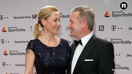 Bettina & Christian Wulff: So verlief ihre On-Off-Beziehung