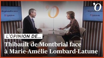 «Mélenchon veut représenter le pôle islamogauchiste», juge Thibault de Montbrial