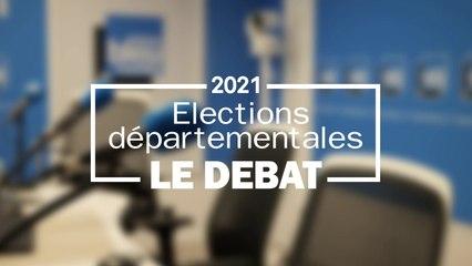 Debat départementales 2021
