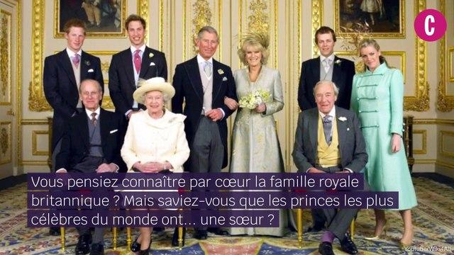 Qui est la discrète soeur des princes Harry et William ?