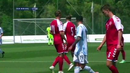 RELIVE Pre-Olympic Match Week Marbella: U21 Denmark v U23 Argentina 08.06.2021
