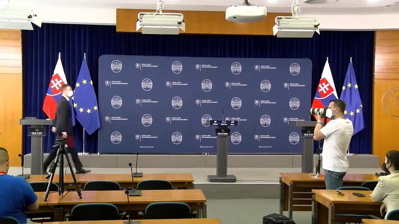 ZÁZNAM: TK predsedu vlády SR E. Hegera o sociálnom dialógu