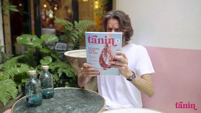 Découvrez le nouveau magazine Tanin !