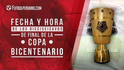 Copa Bicentenario Perú: ¿Cuándo juegan Alianza Lima, Sporting Cristal y Universitario de Deportes?