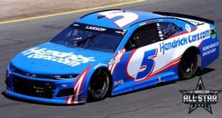 Kyle Larson to start on pole for All-Star Race at Texas