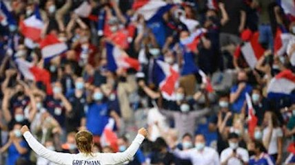 A une semaine de l'Euro 2020, les Bleus dominent la Bulgarie (3-0), des nouvelles rassurantes de Kar