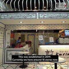This Milk Tea Shop is 2D, Just Like the Café in Netflix's 'To All The Boys'