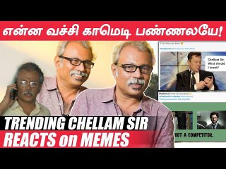 Exclusive_ Chellam sir was not offered to me First - Udhay Mahesh _ Family Man 2 _ Samantha