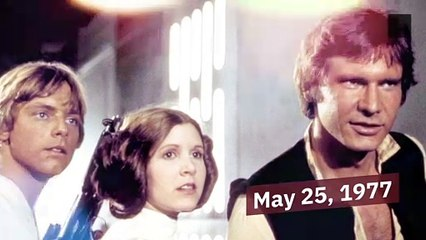 The Day 'Star Wars' Opened
