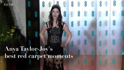 Anya Taylor-Joy's best red carpet moments