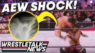 SHOCK AEW Retirement! FIRED WWE Star SHOOTS On Vince McMahon   WrestleTalk