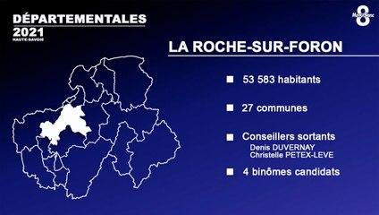 Canton de La-Roche-sur-Foron
