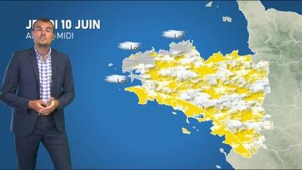 Illustration de l'actualité La météo de votre jeudi 10 juin 2021